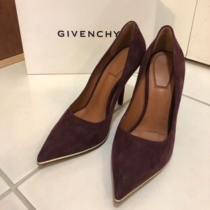 Givenchy Suede High Heels